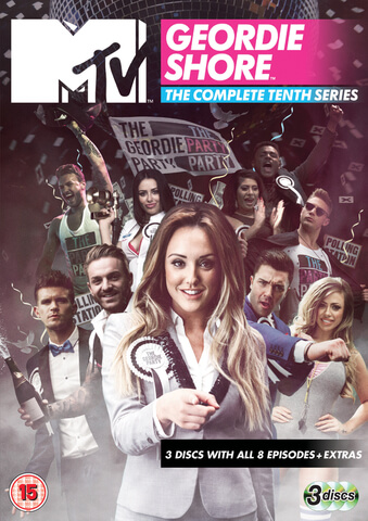 Geordie Shore - The Complete Tenth Season