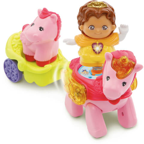 Vtech Toot-Toot Friends Kingdom Fairy with Unicorn (with auto)