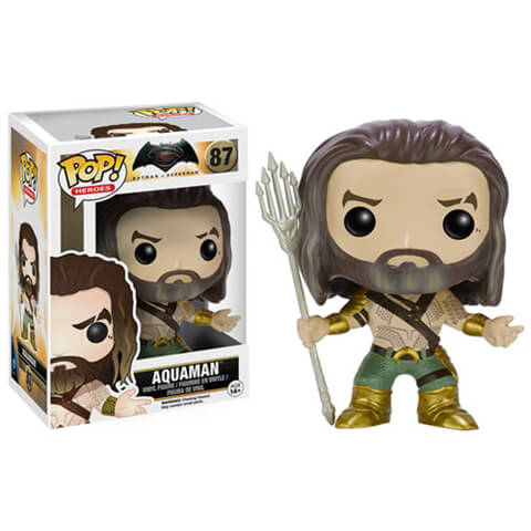 DC Comics Batman v Superman Dawn of Justice Aquaman Funko Pop! Figur