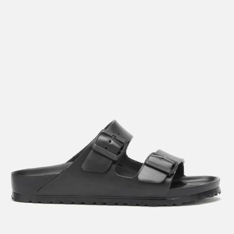 BIRKENSTOCK   Birkenstock Women'S Arizona Eva Double Strap Sandals - Black - EU 41/UK 7.5 - Black   Goxip