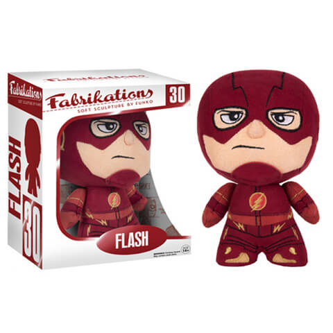 The Flash TV Series Fabrikations Plush Figuur