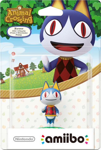 amiibo Rover - Animal Crossing Collection