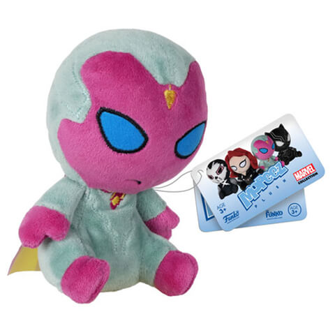 Captain America Civil War Mopeez Peluche Vision