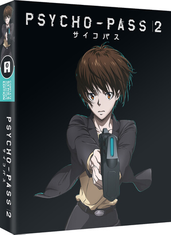 Psycho-Pass Season 2 - Collector's Edition