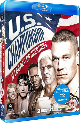 WWE: United States Championship - A Legacy of Greatness