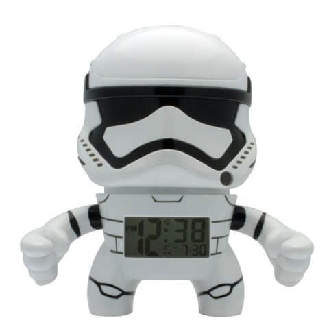 Horloge Stormtrooper Star Wars BulbBotz
