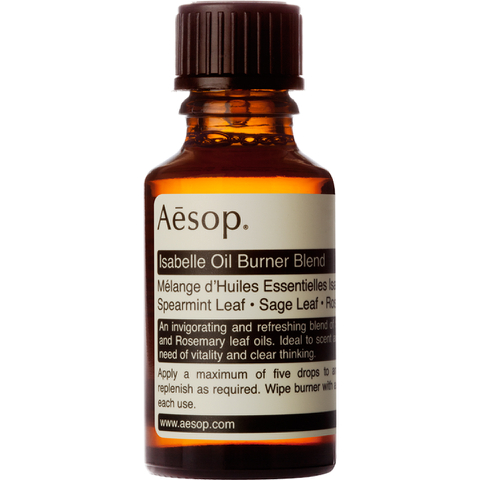 AESOP | Aesop Isabelle Oil Burner Blend 25ml | Goxip