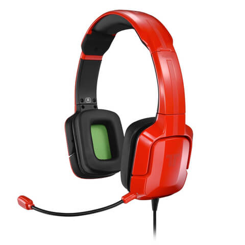 Tritton Kunai Stereo Headset - Red