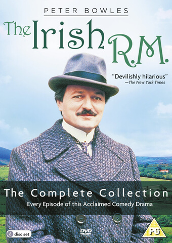 The Irish RM - Complete Series 1-3