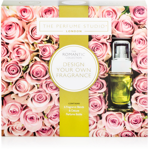The Perfume Studio Design Your Own Perfume - Romantic Collection
