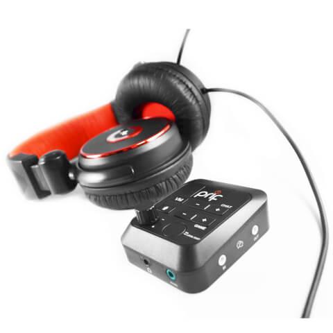 Casque Micro Prif PlaySonic 4 Amplifié + Mixeur
