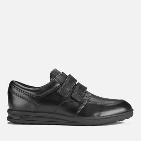 Kickers Men's Troiko Strap Shoes - Black