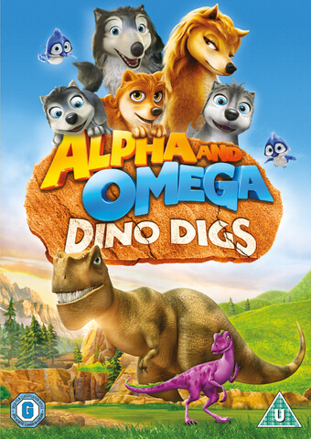 Alpha & Omega - Dino Digs