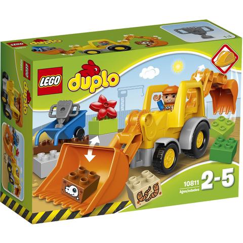 LEGO DUPLO: Duplo Town - Backhoe Loader (10811)
