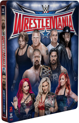 WWE: Wrestlemania 32 - Limited Edition Steelbook