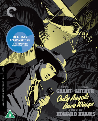 Only Angels Have Wings - Criterion Collection