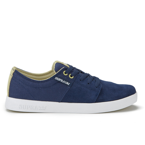 Supra Men's Stack II Trainers - Navy
