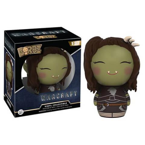 Warcraft Garona Dorbz Vinyl Figure
