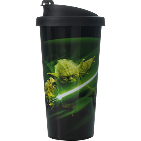 Star Wars To Go Cup - Yoda
