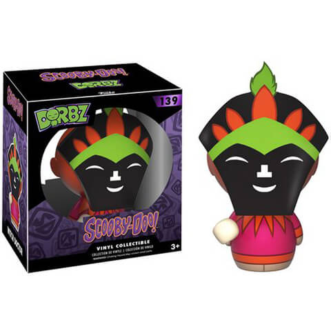 Figurine Dorbz Witch Doctor Scooby-Doo