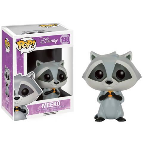 Disney Pocahontas Meeko Funko Pop! Figuur