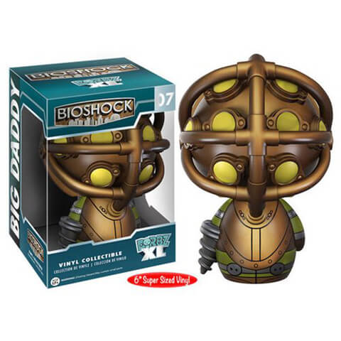 Bioshock Big Daddy Dorbz XL Figuur