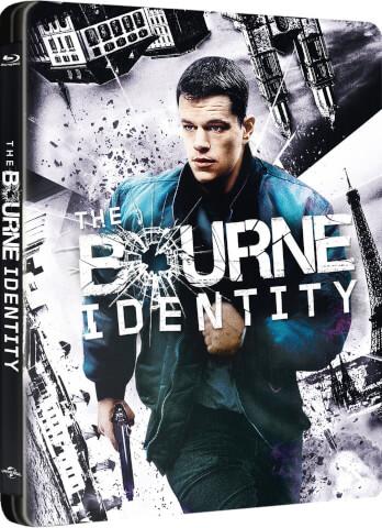 Die Bourne Identität - Zavvi exklusives Limited Edition Steelbook