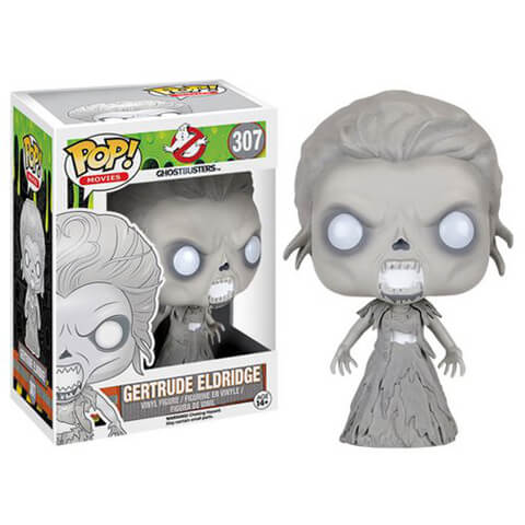 Ghostbusters 2016 Movie Gertrude Eldridge Pop! Vinyl Figure