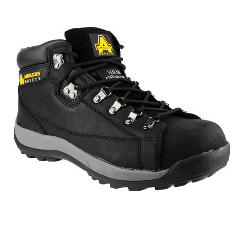 Amblers Safety Men's FS123 Hiker Boots - Black