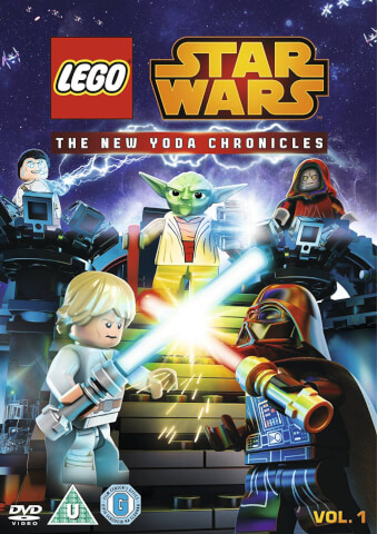 Star Wars Lego: The New Yoda Chronicles - Volume 1