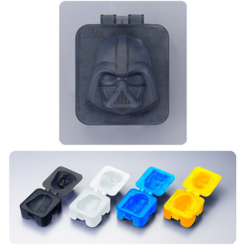 Star Wars Darth Vader Boiled Egg Shaper