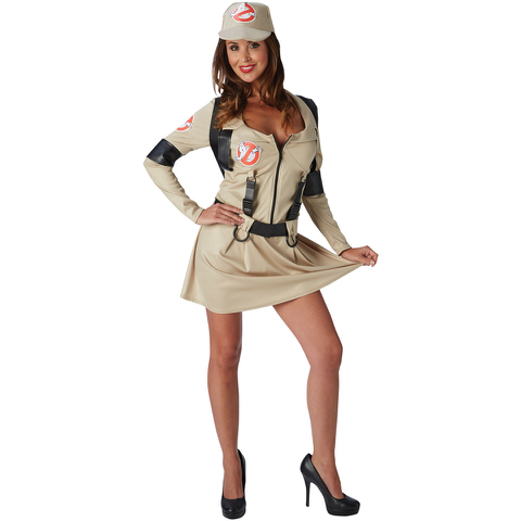 Ghostbusters Women's Fancy Dress