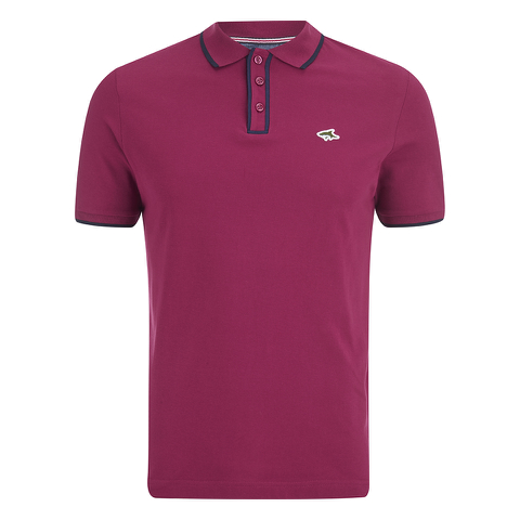 Le Shark Men's Bridgeway Polo Shirt - Rumba Red