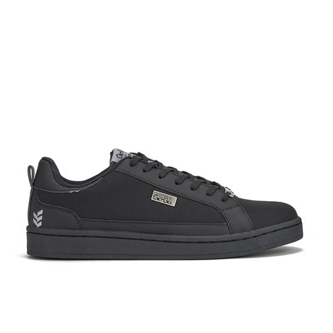 Gio Goi Men's Shepshed Ripstop Trainers - Black