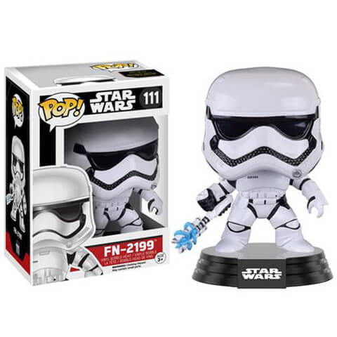 Star Wars: The Force Awakens FN-2199 Trooper Funko Pop! Figuur