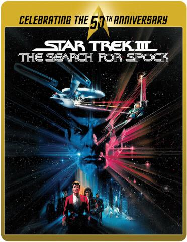 Star Trek III : À la recherche de Spock - Steelbook 50e Anniversaire