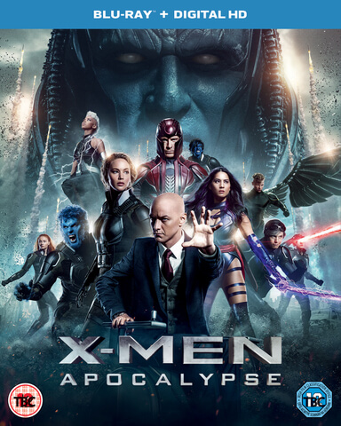X-Men: Apocalypse (Includes UV Copy)