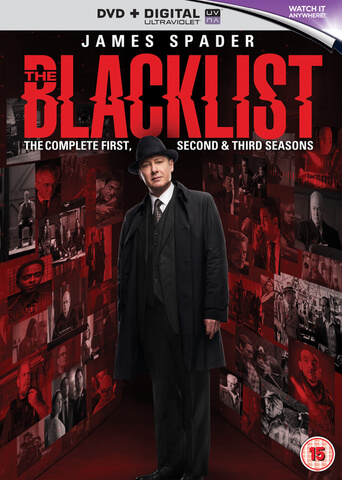 The Blacklist - Complete Seasons 1-3