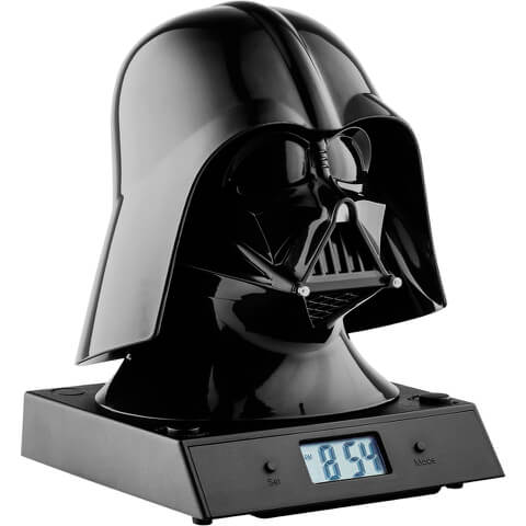 Star Wars Darth Vader Projection Alarm Clock
