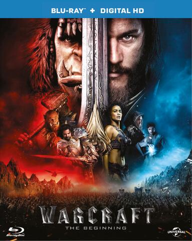Warcraft (Includes UV Copy)
