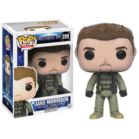 Independence Day: Resurgence Jake Morrison Pop! Vinyl Figure