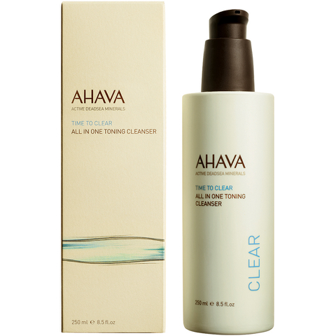 AHAVA All In One Toning Cleanser