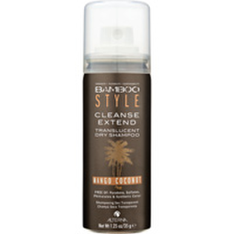 Alterna Bamboo Style Cleanse Extend Translucent Dry Shampoo 1.25 oz - Mango Coconut