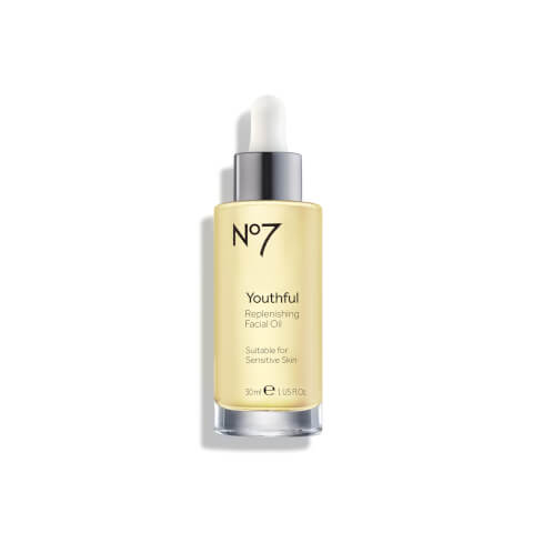 No7 Youthful Replenishing Oil