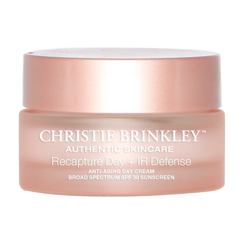 Christie Brinkley Authentic Skincare Recapture Day + IR Defense Day Cream