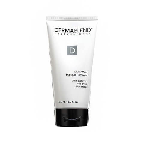 Dermablend Long Wear Make-Up Remover Suitable for Full Coverage Make-Up