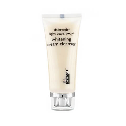 Dr. Brandt Light Years Away Whitening Cream Cleanser