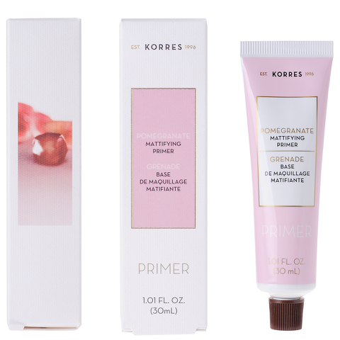 KORRES Pomegranate Mattifying Face Primer