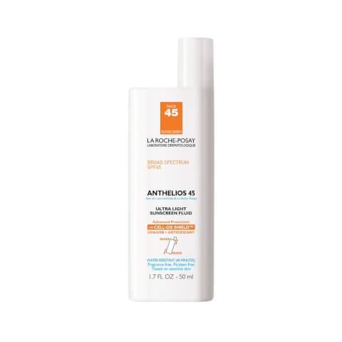 La Roche Posay Anthelios 45 Ultra Light Sunscreen Fluid for Face