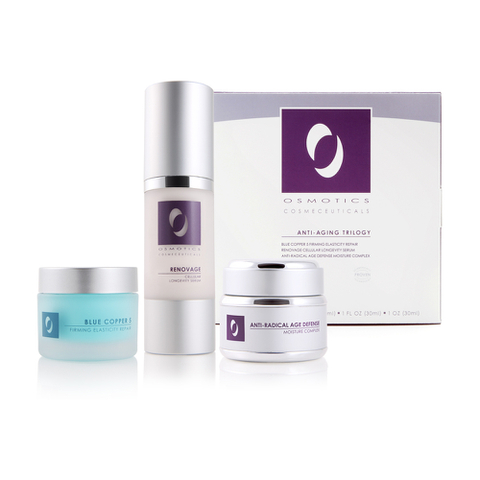 Osmotics Anti-Aging Trilogy Value Set